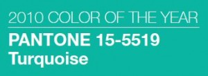 pantone colour of the year 2010