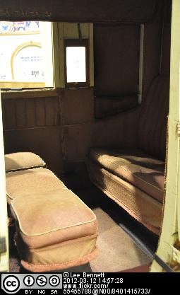 stagecoach interior