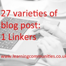 27 varieties of blog post 1 linkers